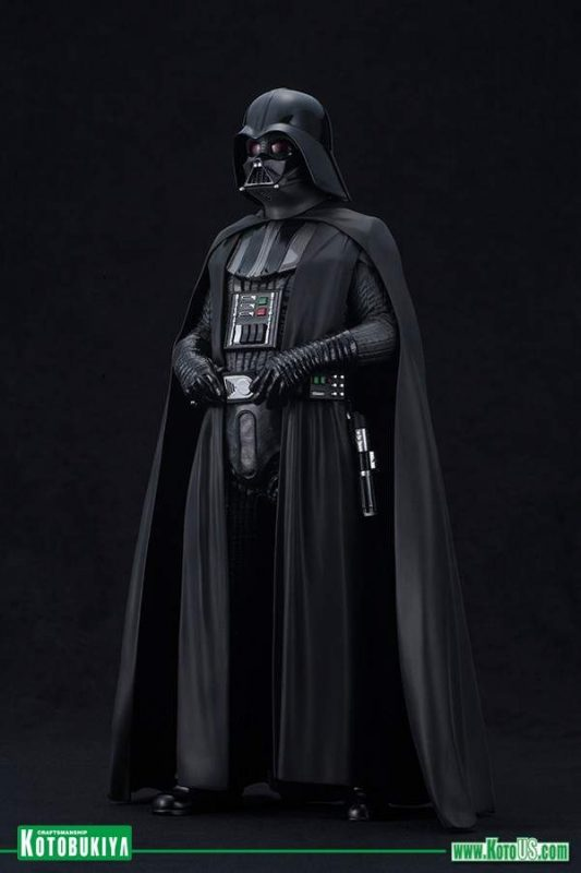 Darth Vader New Hope Version ArtFX Statue Kotobukiya