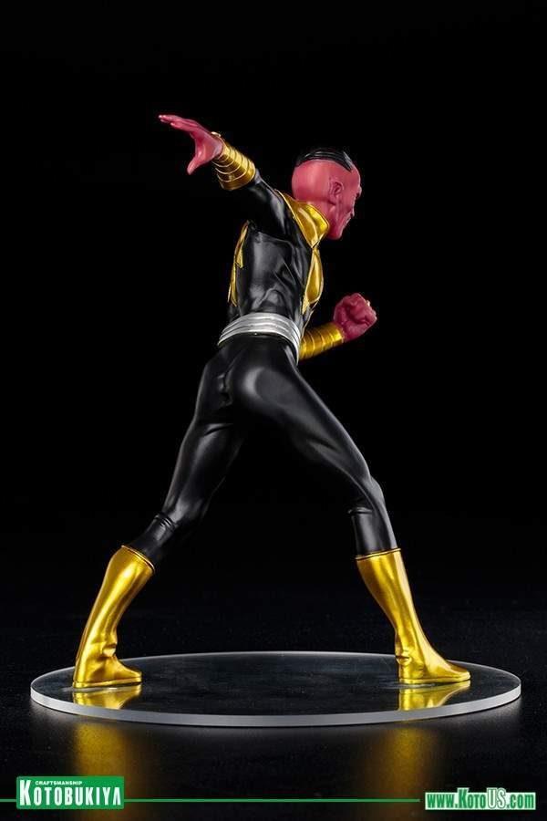 Sinestro New 52 ArtFX+ Statue Kotobukiya