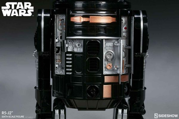 R5-J2 Imperial Astromech Droid Sideshow