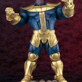 Thanos Fine Art Statue Kotobukiya