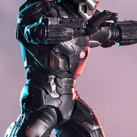 War Machine Civil War Art Scale Iron Studios