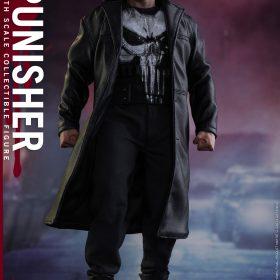 Marvel Daredevil Punisher Hot Toys