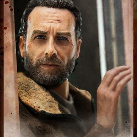 Rick Grimes The Walking Dead ThreeZero