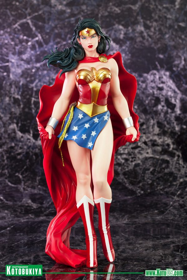 Wonder Woman ARTFX Statue Kotobukiya