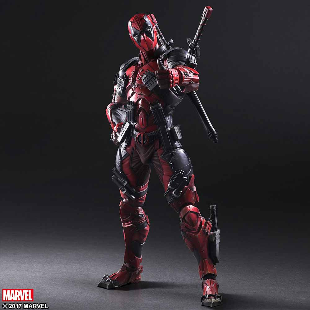 Deadpool Variant Play Arts Kai