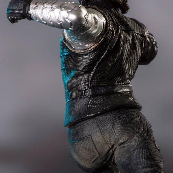Winter Soldier Civil War Art Scale Iron Studios