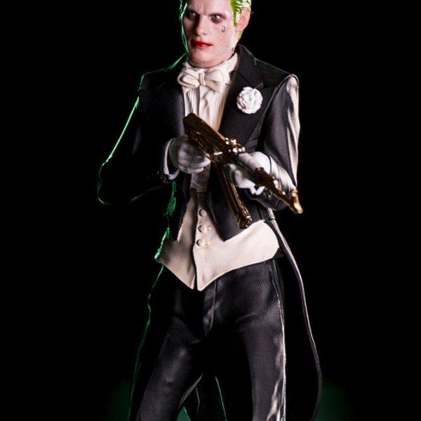 Joker Suicide Squad Art Scale Iron Studios