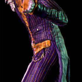 Joker Arkham Knight Art Scale Iron Studios