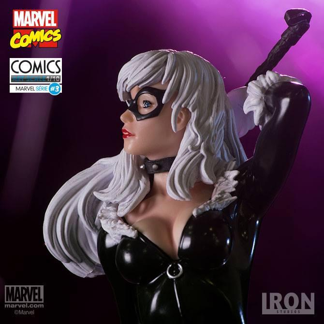 Iron Studios Marvel Black Cat Art Scale