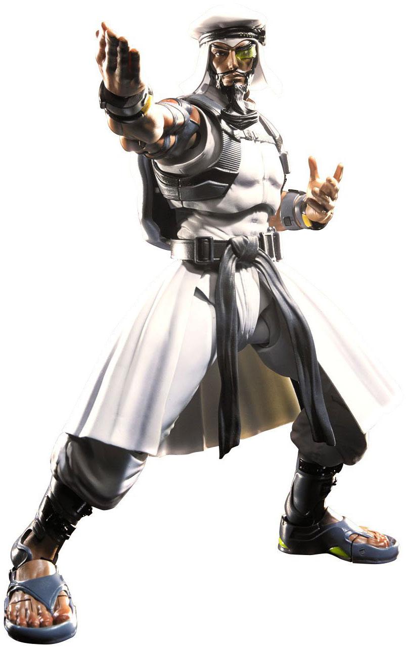 Rashid Street Fighter V S.H. Figuarts Bandai