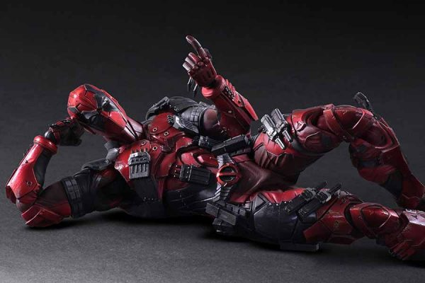 Deadpool Variant Play Arts Kai Square Enix