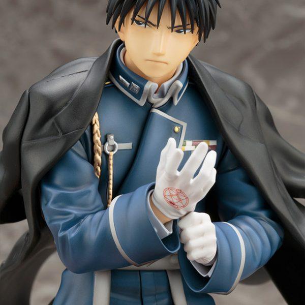 Roy Mustang Fullmetal Alchemist ARTFX Kotobukiya