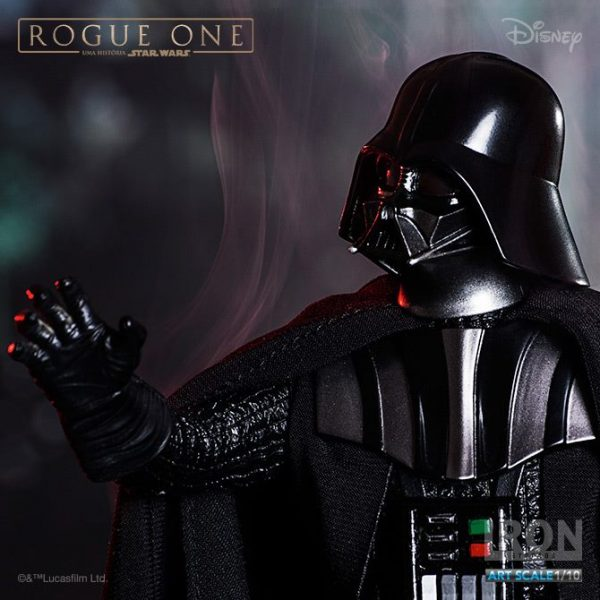 Darth Vader Rogue One Art Scale Iron Studios