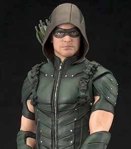 Arrow TV Series Green Arrow Artfx+ Kotobukiya