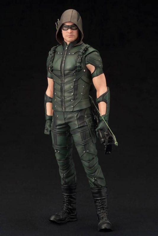 Arrow TV Series Green Arrow Artfx+ Kotobukiya