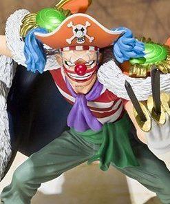 Buggy One Piece Figuarts Zero Bandai