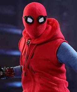 Spider-Man Homemade Suit Hot Toys