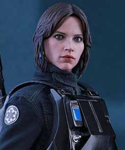 Jyn Erso Imperial Disguise Version Rogue One Hot Toys