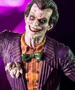 Joker Arkham Knight Art Scale Iron Studios
