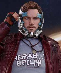 Star Lord Guardians of The Galaxy vol. 2 Deluxe Edition Hot Toys