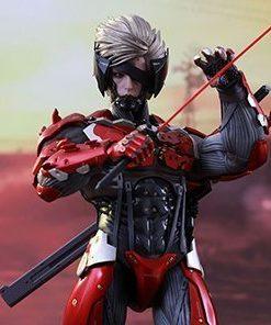 Raiden Inferno Armor Version Metal Gear Solid Rising Hot Toys