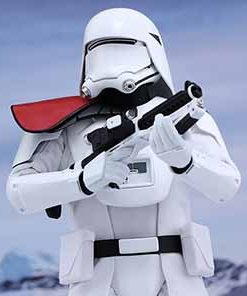 Snowtrooper First Order Officer Hot Toys