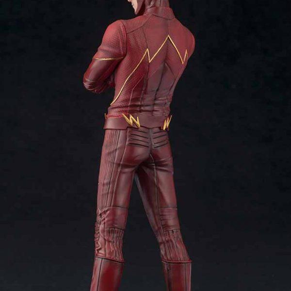 The Flash TV Series Flash Artfx+ Kotobukiya