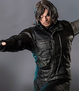Winter Soldier Civil War Art Scale Iron Studios