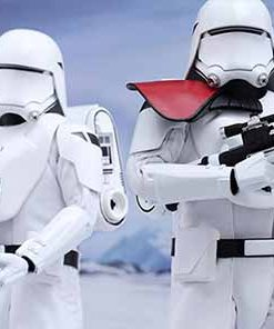 Snowtrooper First Ordem Figure Set Hot Toys