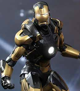 Iron Man 3 Man Mark XX Python Hot Toys