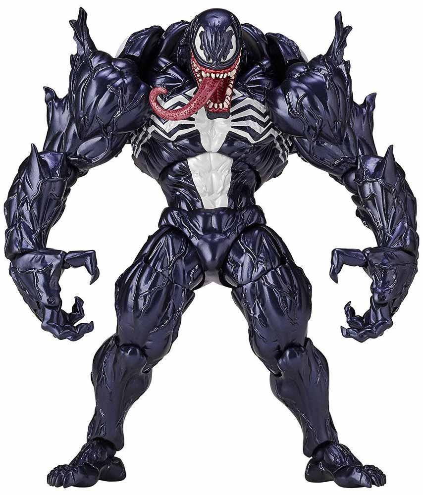 Amazing Yamaguchi Venom Revoltech