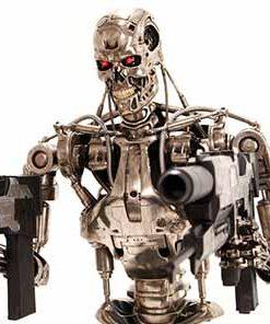 Terminator T-800 Endoskeleton Life-Size Sideshow Collectibles