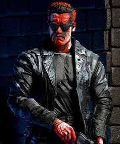Terminator 2: Judgment Day T-800 Game version Neca