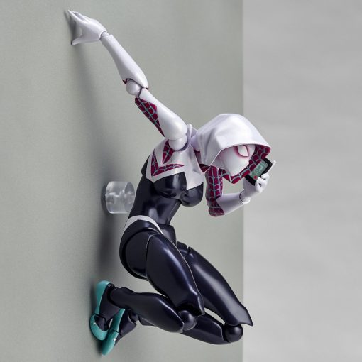 Spider-Gwen Yamaguchi Revoltech