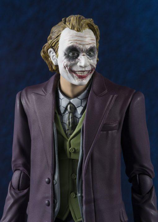 Joker The Dark Knight S.H.Figuarts Bandai