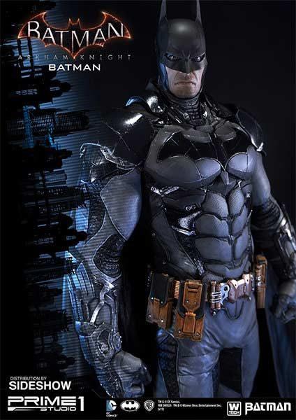 Batman Arkham Knight Statue Sideshow Collectibles