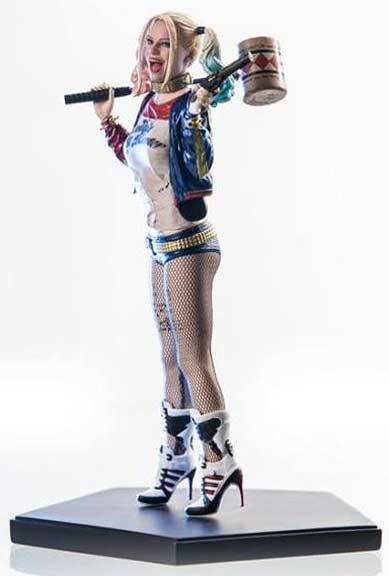 Harley Quinn Suicide Squad Iron Studios