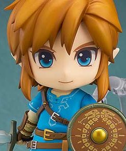Link Breath of the Wild Ver. Nendoroid Figma