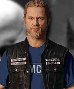 Jax Teller Sons of Anarchy Mezco Toys
