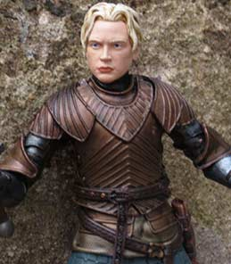 Brienne of Tarth Game of Thrones Legacy Collection Funko