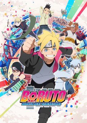 Boruto Naruto Next Generations Cronograma de Episódios