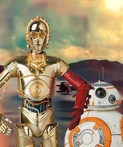C-3PO e BB-8 The Force Awakens Mafex Medicom