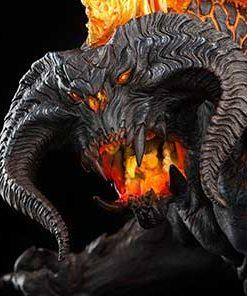 Balrog Demon of Shadow LOTR Statue Weta