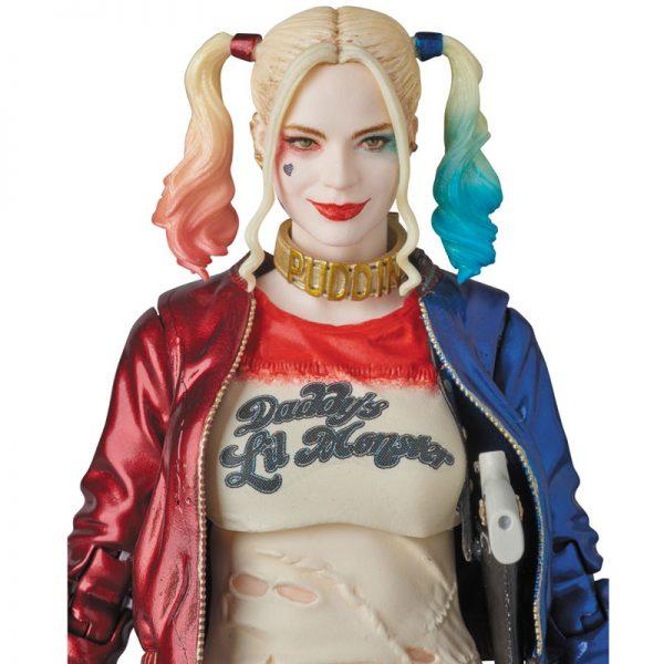 Harley Quinn Suicide Squad Mafex Medicom