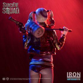 Harley Quinn Suicide Squad Art Scale Iron Studios