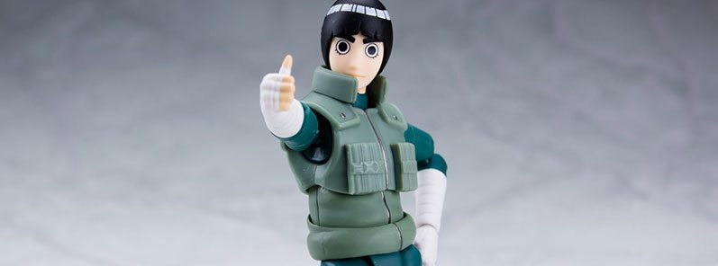 Rock Lee S.H.Figuarts