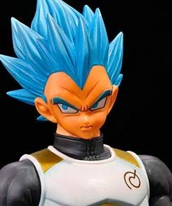 Vegeta Super Saiyan Blue Master Star Piece Banpresto
