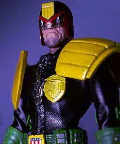 Judge Dredd Mezco Toys