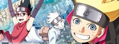 Boruto Naruto a nova Geração