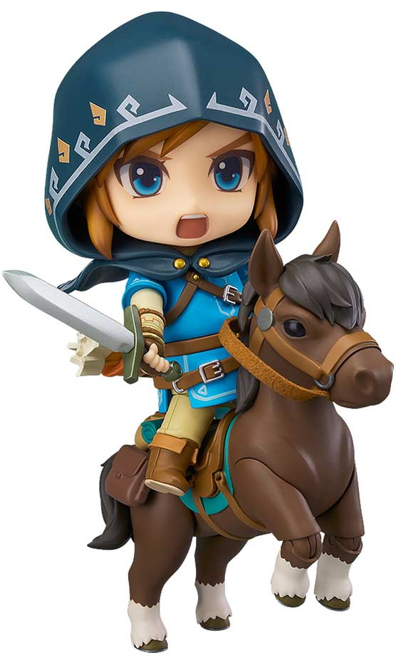 Link Breath of the Wild Ver. DX Edition Nendoroid Figma